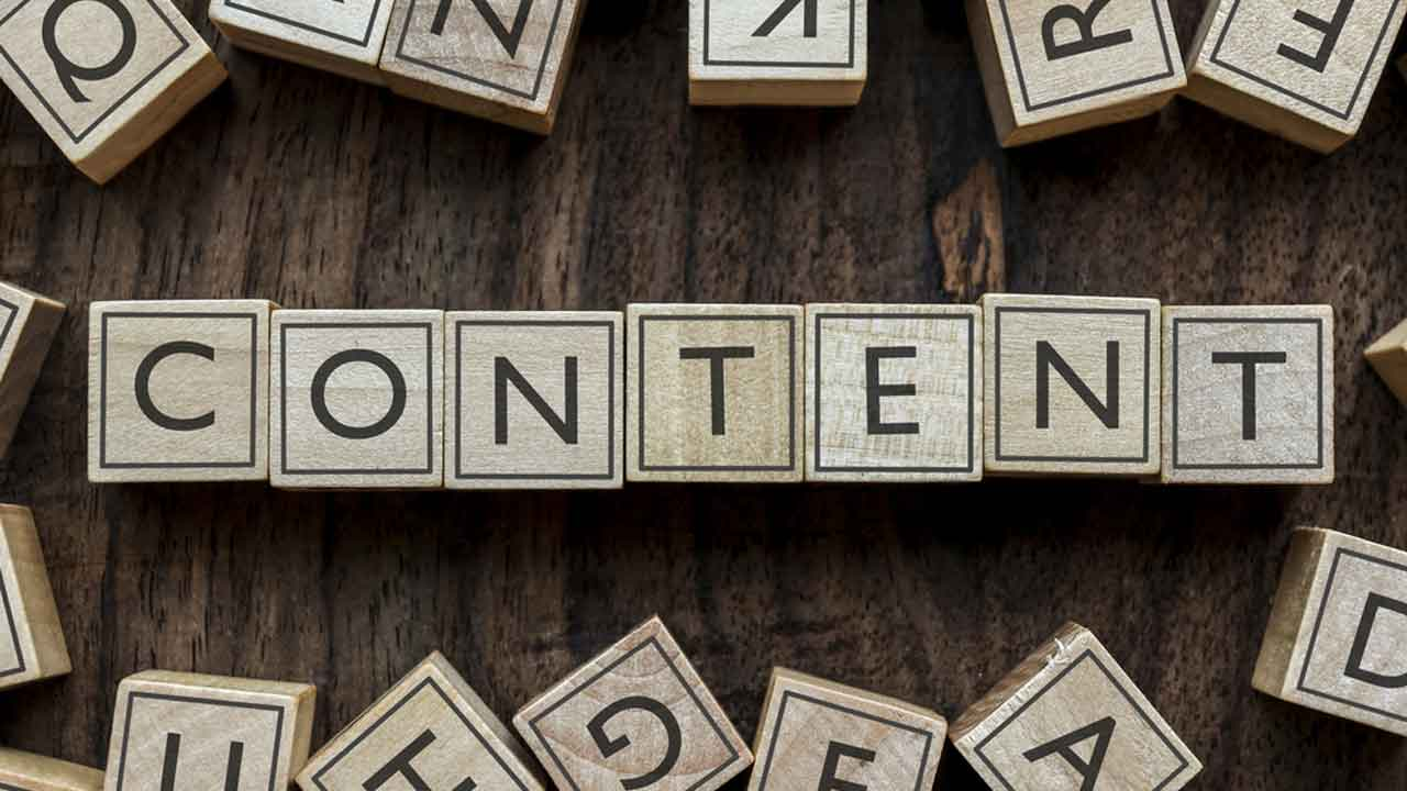Content Creation Meaning