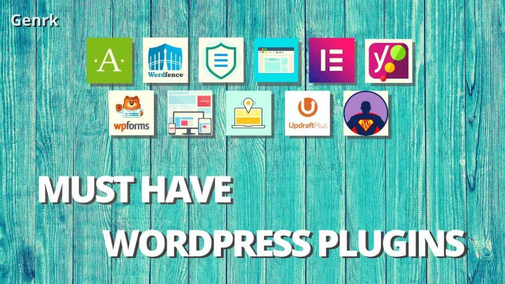 11 Free Must Have Plugins For WordPress | Best WordPress Plugins For Blogs