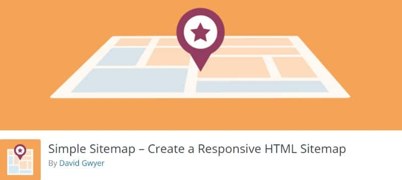 Simple Sitemap | Must Have Plugins For WordPress