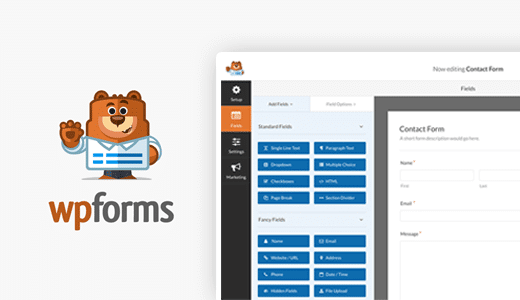 Wpforms | Must Have Plugins For WordPress